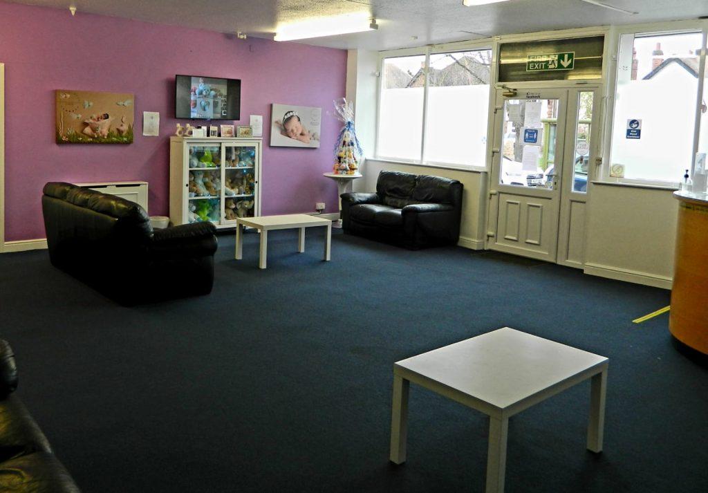 gallery of baby scan studio